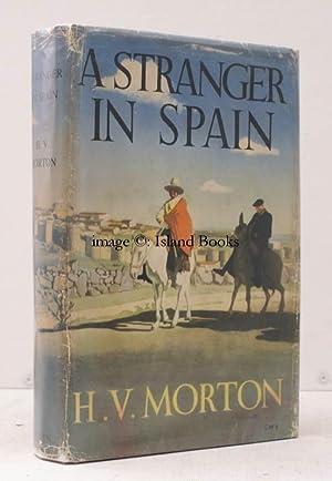 Stranger in Spain. [Fourth Impression]. PRESENTATION COPY TO OLWEN CARADOC EVANS: H.V. MORTON
