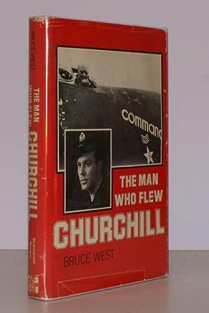 The Man who flew Churchill.: W.J. VANDERKLOOT). Bruce