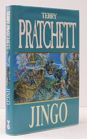 Jingo. [A Discworld Novel]. FINE COPY IN UNCLIPPED DUSTWRAPPER: Terry PRATCHETT