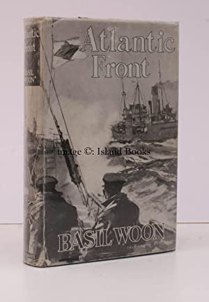 Atlantic Front. The Merchant Navy in the War. Preface by the Rt. Hon. A.V. Alexander, First Lord of...