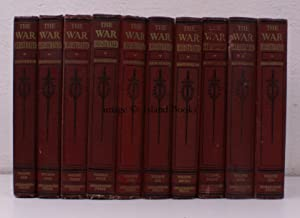 The War Illustrated. Complete Record of the Conflict by Land and Sea and in the Air. SPLENDID SET ...