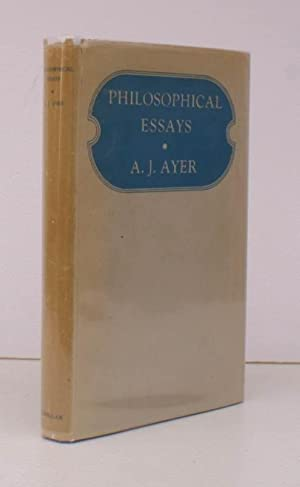 ayer philosophical essays There is a temptation to say that solipsism is a false philosophical theory, but this is not quite strong or accurate enough as a theory, it is incoherent  ayer, a j the problem of  beck, k de re belief and methodological solipsism, in thought and object - essays in intentionality (ed a woodfield) clarendon press, 1982 dancy, j.
