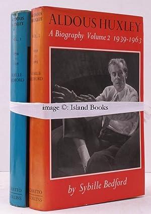 Aldous Huxley. A Biography.: Aldous HUXLEY). Sybille BEDFORD