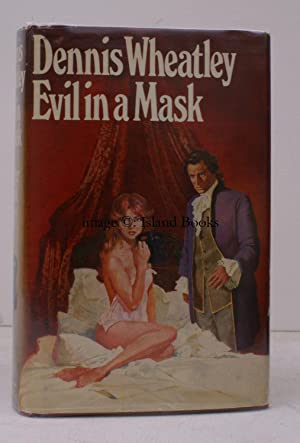 Evil in a Mask. [A Roger Brook adventure]. NEAR FINE COPY IN UNCLIPPED DUSTWRAPPER: Dennis WHEATLEY