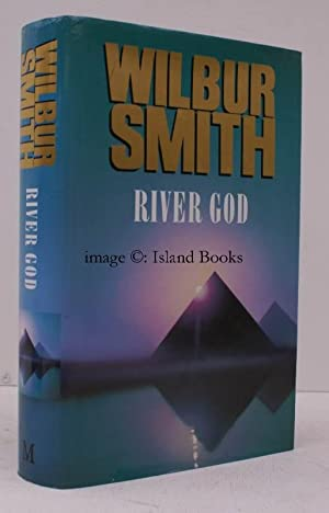 River God. FINE COPY IN UNCLIPPED DUSTWRAPPER: Wilbur SMITH
