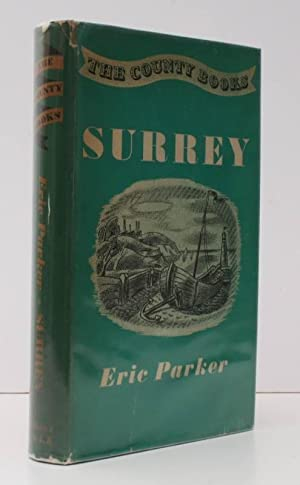 Surrey. BRIGHT, CLEAN COPY IN UNCLIPPED DUSTWRAPPER: Eric PARKER