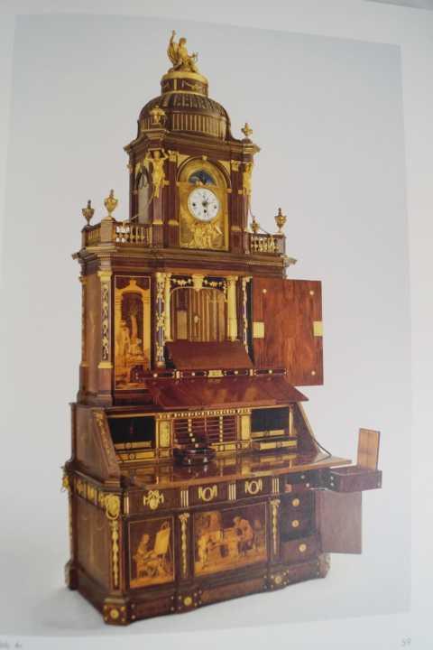 Präzision Und Hingabe Möbelkunst Von Abraham Und David Roentgen