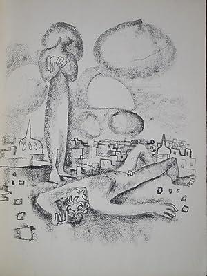 Antigone. Tragödie. Mit 26 Original Lithographien von: Anouilh, Jean: