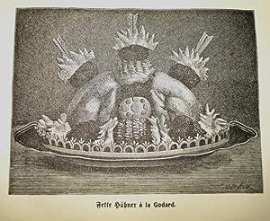 Illustrirtes Hamburger Kochbuch. 5., durchgehend umgearb. Auflage.: Richter, Louise und