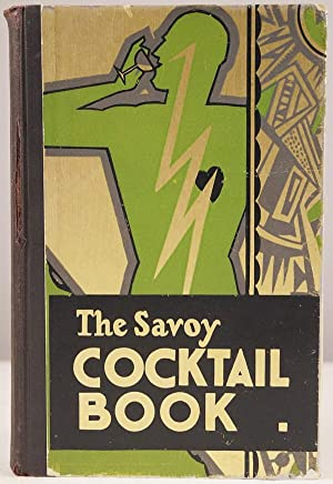 The Savoy Cocktail Book. Mit farbigen Illustrationen von Gilbert Rumbold.