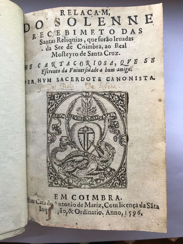 viaLibri ~ Rare Books from 1596 - Page 1