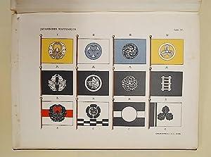 Japanisches Wappenbuch.: Strohl (H.G.)