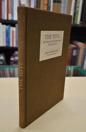 The Idyl:: Barel (L.Q.)