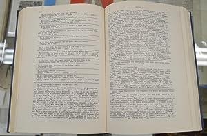 Handbuch der Keilschriftliteratur.: Borger (R.)