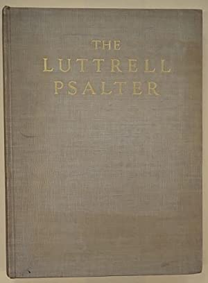 The Luttrell Psalter.: Millar (G.) &