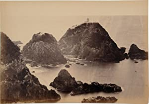 A Set of Photographs of Japan Lighthouse.: Brunton (R.H.)