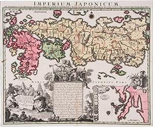 Imperium Japonicum,: Seutter (M.)