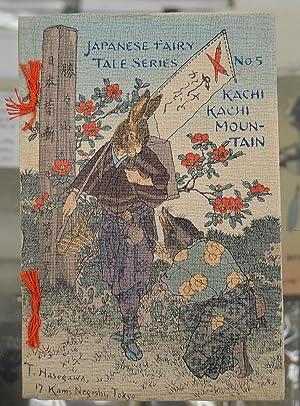 Kachi-Kachi Mountain.: Crepe paper. Japanese