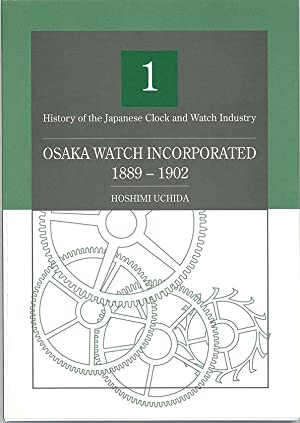 History of the Japanese Clock and Watch: Uchida (H.)