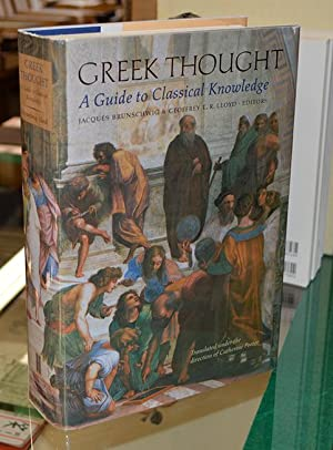 Greek Thought: A Guide to Classical Knowledge (Harvard University Press Reference Library)