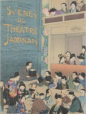 Scenes du Theatre Japonais: L'Ecole de Village.: Florenz (K.) tr.