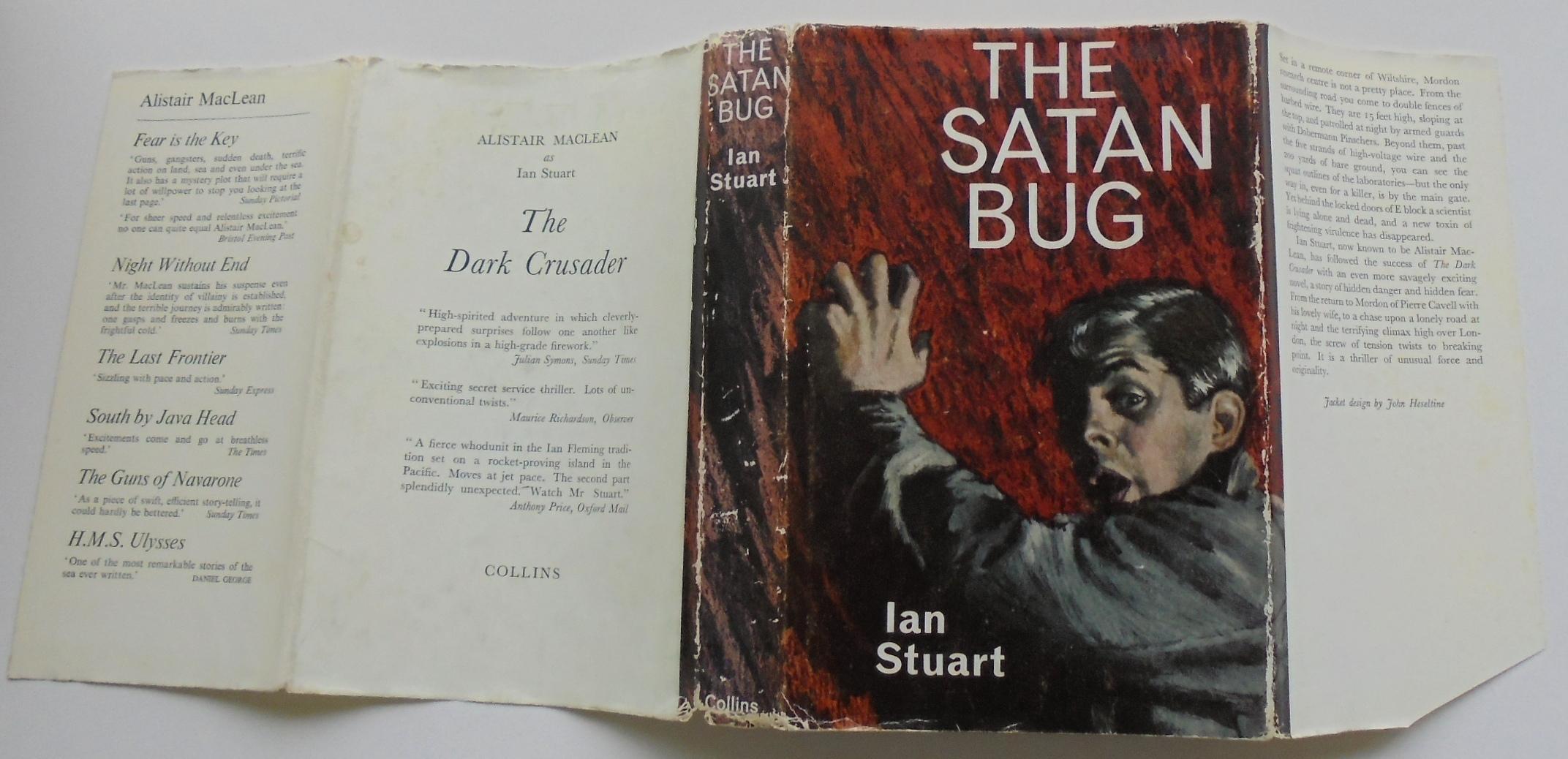 THE SATAN BUG IAN STUART