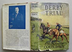 DERBY TRIAL ,a Racing Novel: COLIN DAVY
