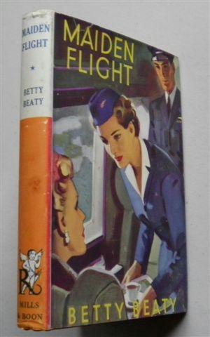 MAIDEN FLIGHT: BETTY BEATY