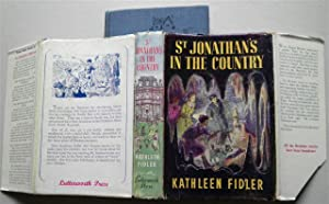 ST JONATHAN'S IN THE COUNTRY,its the Second Brydons Story: KATHLEEN FIDLER