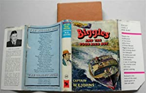 BIGGLES and the POOR RICH BOY ,another Case from the Records of Biggles Air Police: W E JOHNS