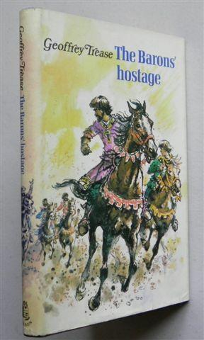 THE BARONS' HOSTAGE: GEOFFREY TREASE