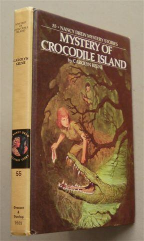 MYSTERY OF CROCODILE ISLAND ,nancy Drew Adventure: CAROLYN KEENE