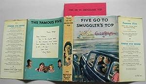 FIVE GO TO SMUGGLER'S TOP: ENID BLYTON