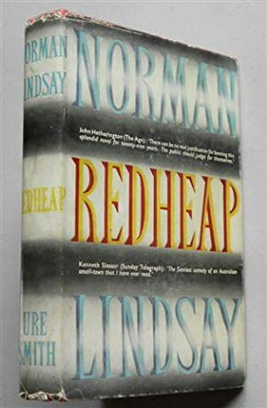 REDHEAP ,a Novel of Small Town Life: NORMAN LINDSAY