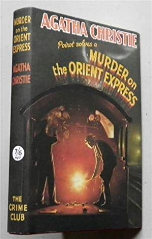 MURDER ON THE ORIENT EXPRESS: AGATHA CHRISTIE