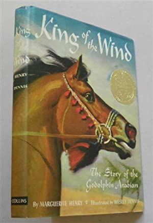 KING OF THE WIND,the Story of the: MARGUERITE HENRY