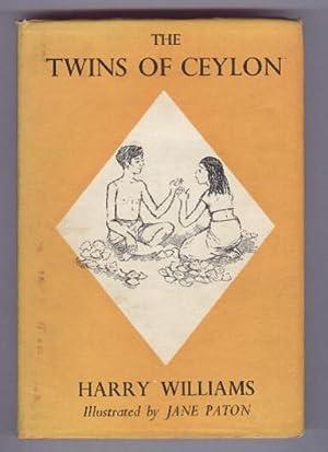 THE TWINS OF CEYLON: HARRY WILLIAMS
