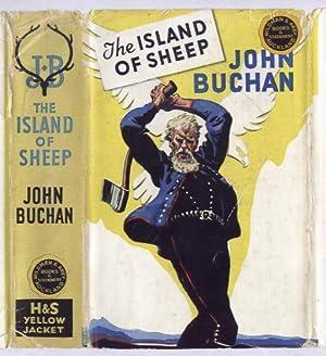 THE ISLAND OF SHEEP: JOHN BUCHAN