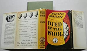 DIED IN THE WOOL: NGAIO MARSH