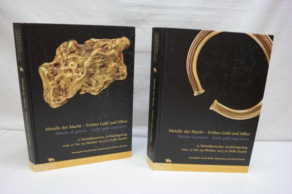 Metalle der Macht - Frühes Gold und: Harald Meller u.a.