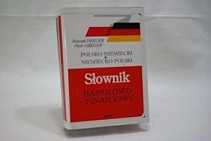 Polsko-niemiecki, niemiecko-polski, deutsch-polnisches, polnisch-deutsches Wörterbuch für...