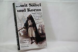 mit Säbel und Koran : der Aufstieg: Brandes, Jörg-Dieter: