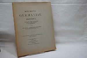 Capitularia regum Francorum. (= Monumenta Germaniae Historica;: Boretius, Alfredus; Krause,