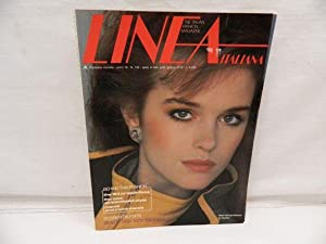 Linea Italiana 138 - Settembre/2-1982. Behind This Fashion the `83 proportions, the new existenti...