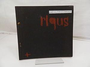 Raoul Hausmann - material 2 rlqus.: Hausmann, Raoul: