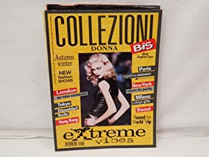 Collezioni Bis, Pret-a-Porter ; Autumn/Winter; N.53 1996. extreme vibes, with English Text