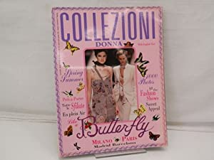 Diverse : Collezioni Donna , Pret-a-Porter ; Spring/Summer ; N.37 1994. Butterfly , with english ...