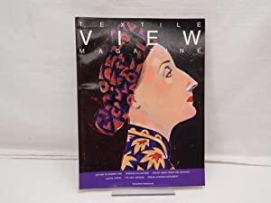 Textile view magazine No. 6 Autumn 1989 -Summer 1990 Re-Think Winter 1990/91 Fabrics and Knits in...