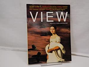 Textile view magazine No. 27 Autumn 1994 - The Feel of Fall.