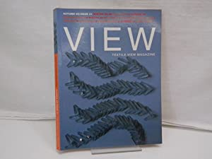 Textile view magazine No. 31 Autumn 1995 - The Clarity of Crystal.